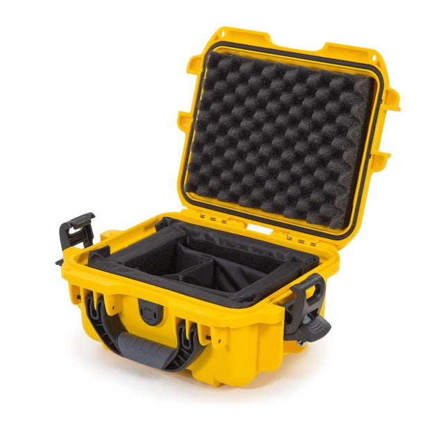 Nanuk 905 in Yellow Padded Divider - Nanuk Case