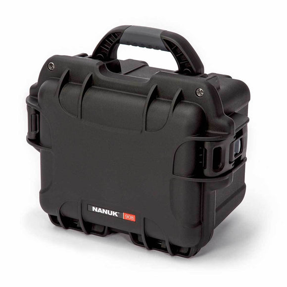 Nanuk 908 Black Hard Case