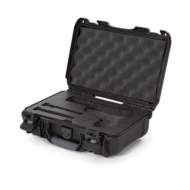 Nanuk 909 Classic Pistol Case in Black - Pistol Case