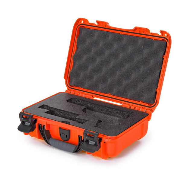 Nanuk 909 Glock Pistol Case in Orange - Pistol Case