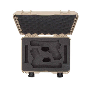 Nanuk 910 2UP Glock Gun Case