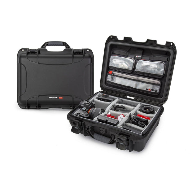 NANUK 920 PRO PHOTO KIT-Camera Case-Nanuk-Black-NANUK.com
