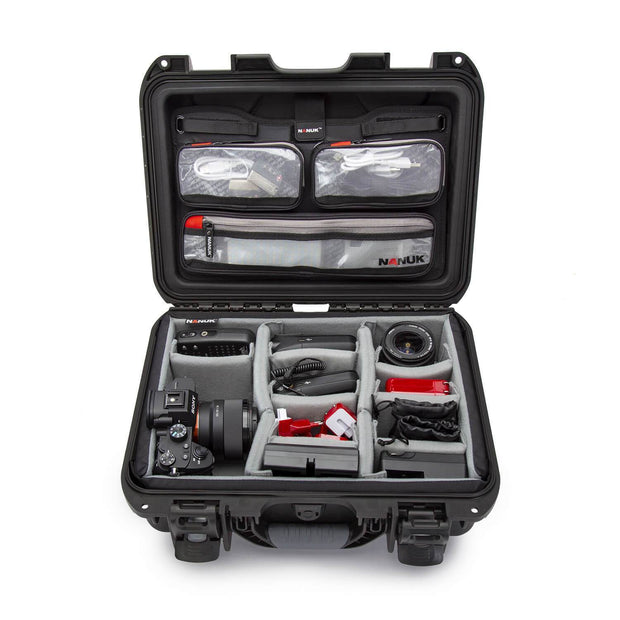 NANUK 920 PRO PHOTO KIT-Camera Case-Nanuk-NANUK.com
