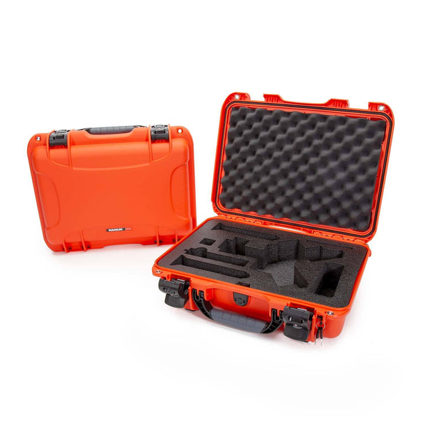 Nanuk 923 DJI Ronin-S in Orange None - Media Case