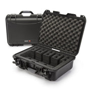 Nanuk 925 4 Up Pistol in Black No Accessories - Pistol Case