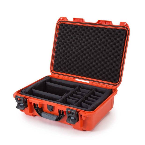 Nanuk 925 in Orange Padded Divider - Nanuk Case