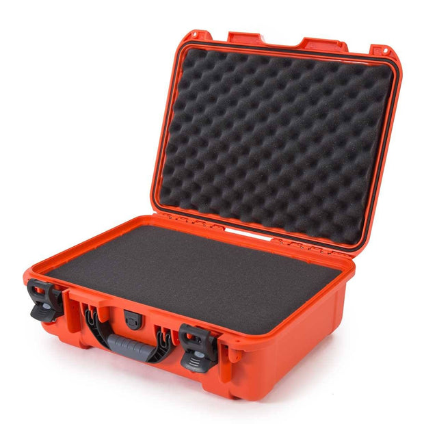 Nanuk 930 in Orange Cubes Foam - Nanuk Case