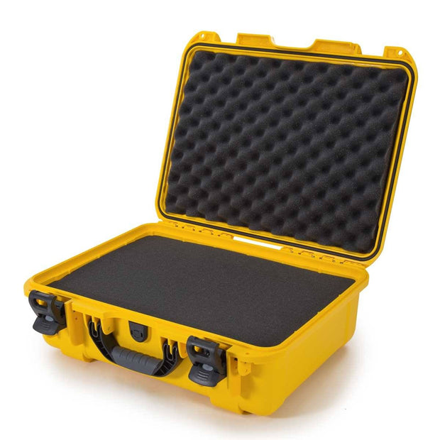 Nanuk 930 in Yellow Cubes Foam - Nanuk Case