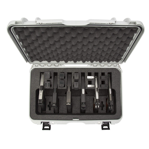 Nanuk 935 6 Up Pistol in - Pistol Case