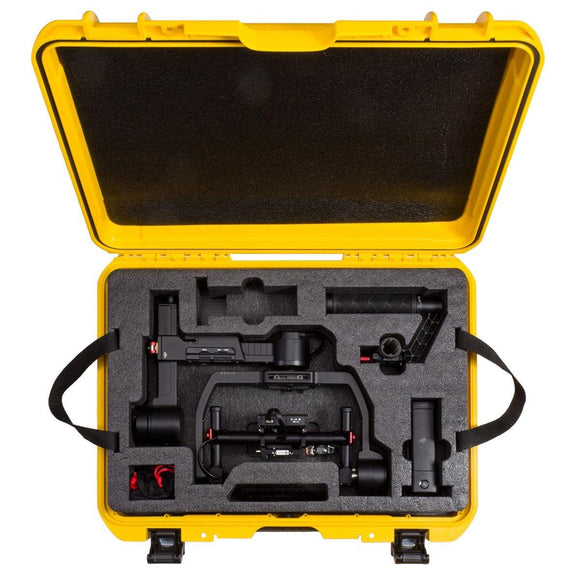 Nanuk 940 DJI Ronin-M Case in Yellow