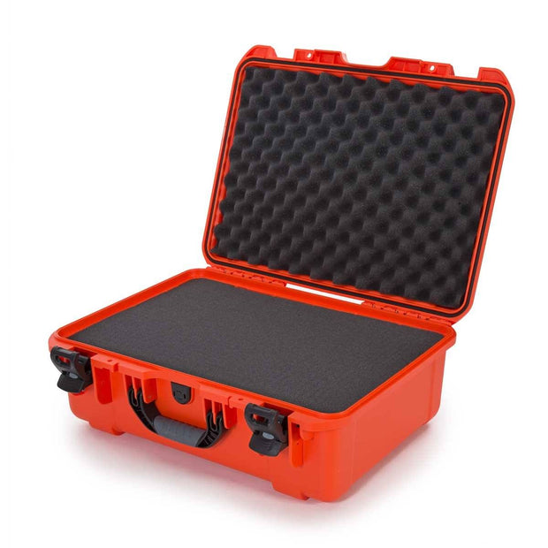 Nanuk 940 in Orange Cubes Foam - Nanuk Case