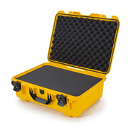 Nanuk 940 in Yellow Cubes Foam - Nanuk Case