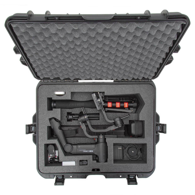 NANUK 945 For Zhiyun Crane3 Lab | Waterproof, Dustproof, Indestructible and Lifetime Guaranteed [collection_title]