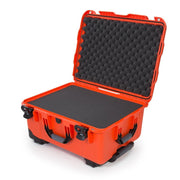 Nanuk 950 in Orange Cubes Foam - Nanuk Case