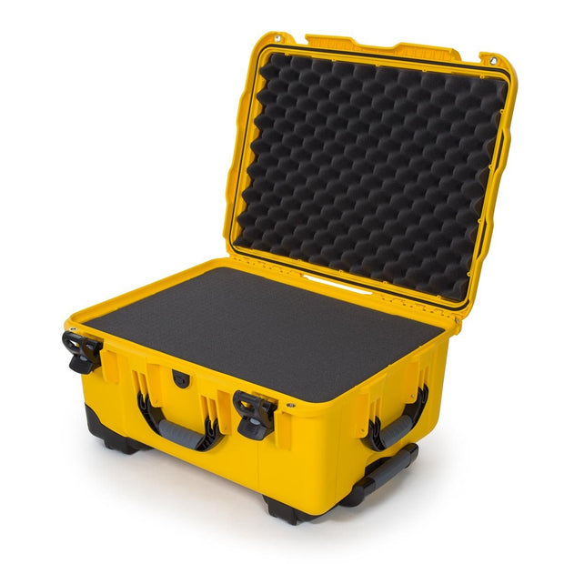 Nanuk 950 in Yellow Cubes Foam - Nanuk Case