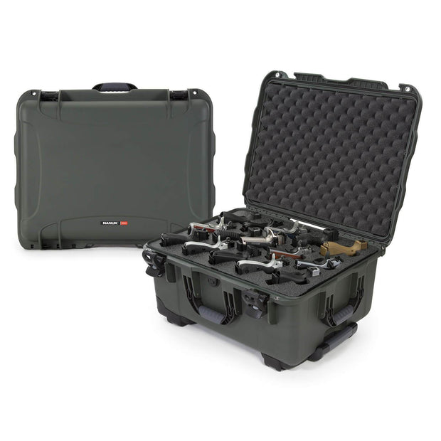 NANUK 950 15 UP Pistol Case | Waterproof, Dustproof, Indestructible and Lifetime Guaranteed [collection_title]