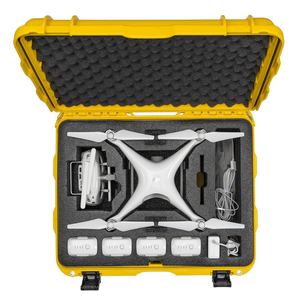 Nanuk 950 DJI Phantom in - Media Case