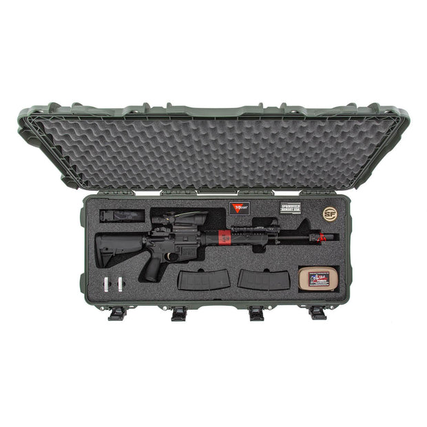 Nanuk 985 AR 15 Case in - Media Case