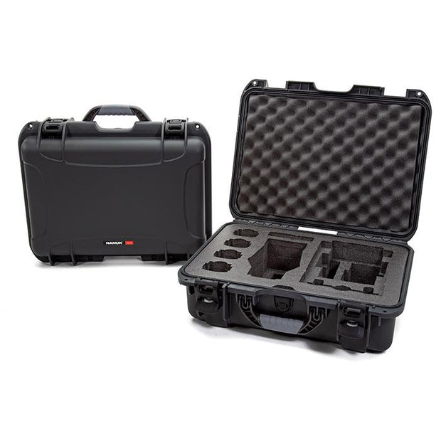 Nanuk 925 DJI Mavic 2 Pro|Zoom + Smart Controller in Black - Media Case