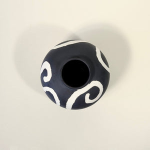 Memphis Jade Ring - Black