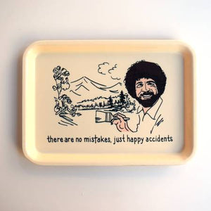 Bob Ross Cambro Tray - Liz & Addie