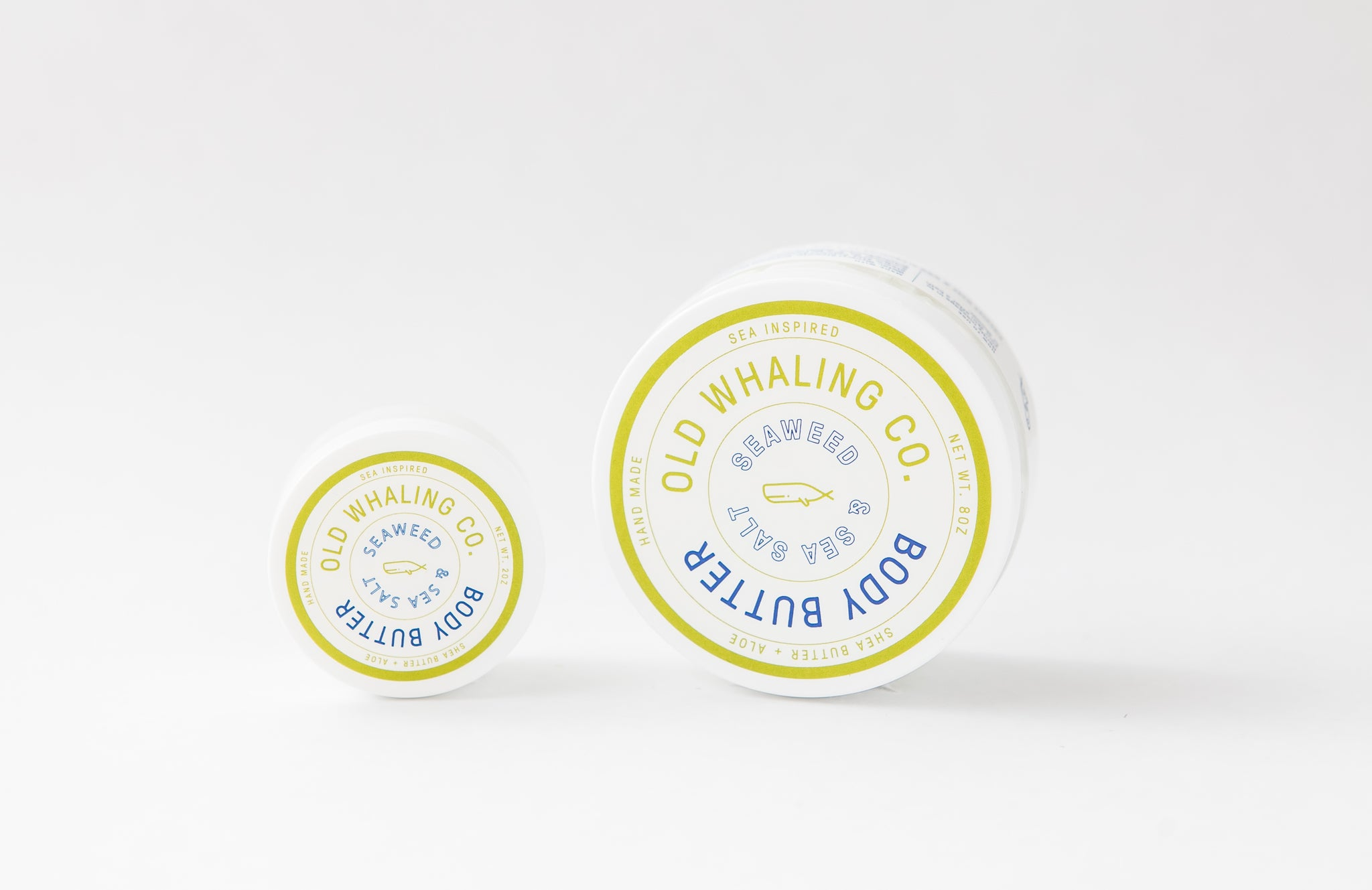 Seaweed + Sea Salt Body Butter 8oz - Liz & Addie