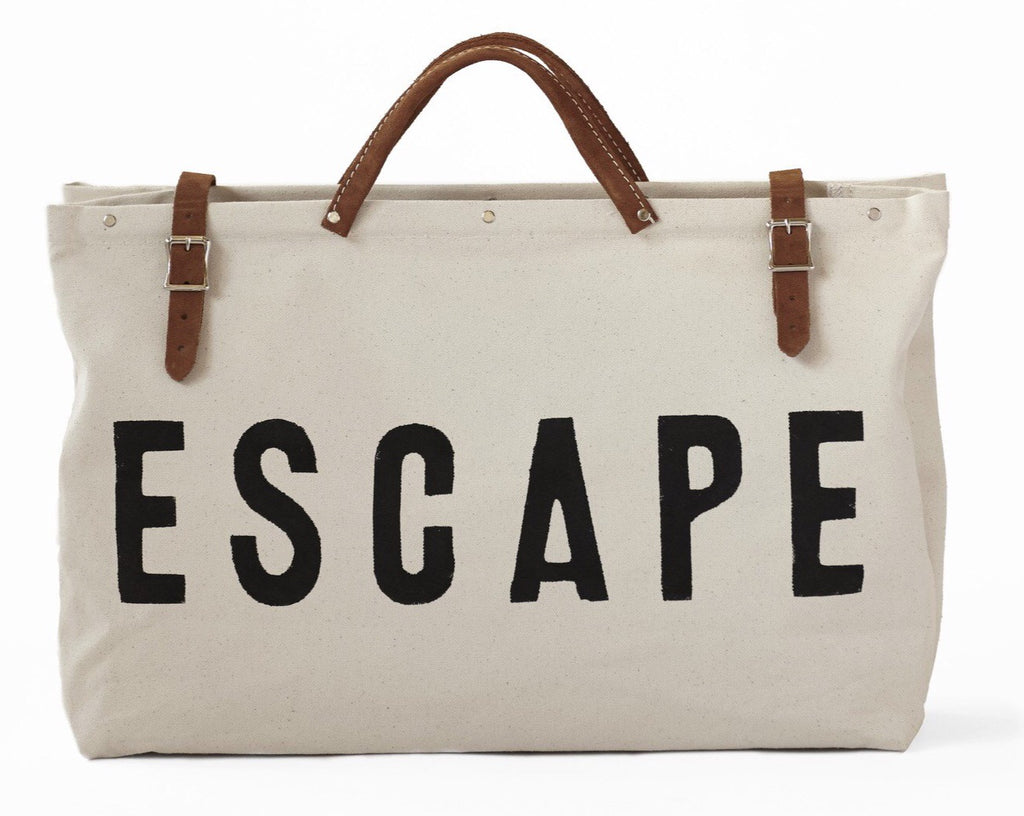 ESCAPE Forestbound Canvas Utility Bag