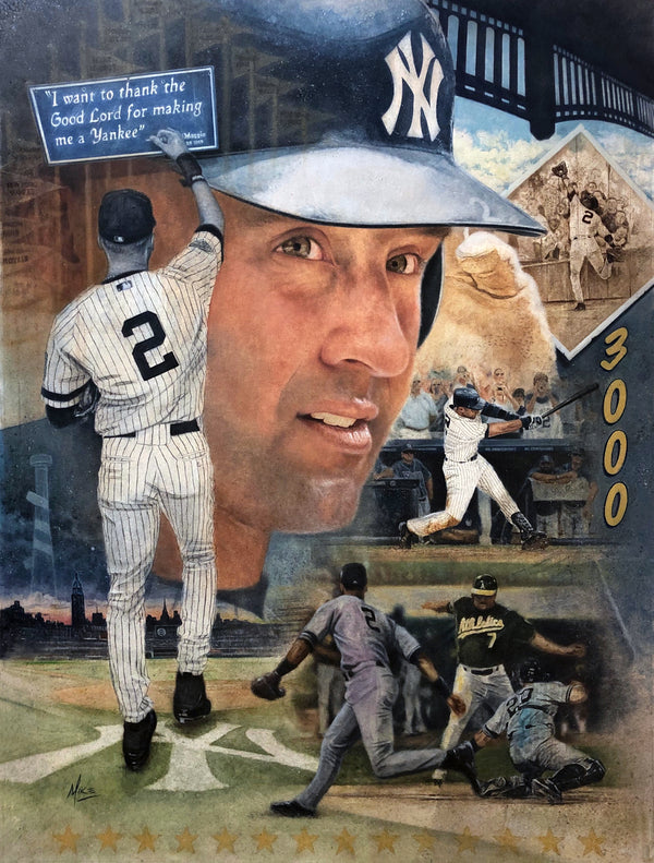 """Captain Clutch"", A Tribute to the Career of Derek Jeter"