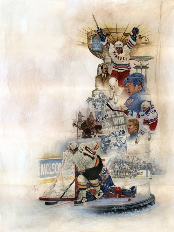"""Heave Ho"" - A Tribute to the 1994 NY Rangers Stanley Cup Team"