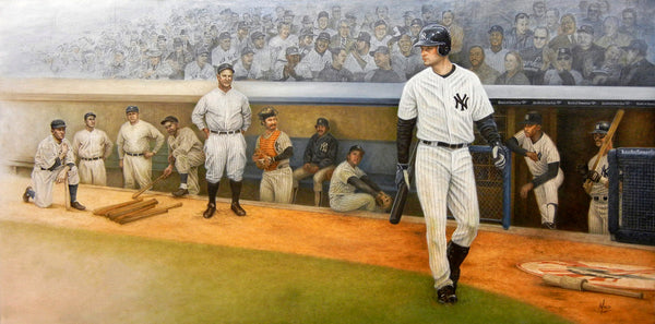 """Yankee Proud"" - A Tribute to the NY Yankee Captains Throughout History"