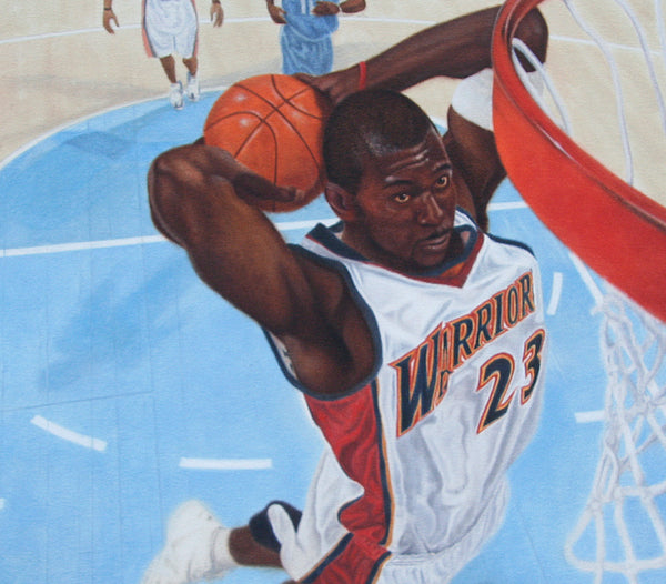 Jason Richardson - Oil on Canvas 20x24