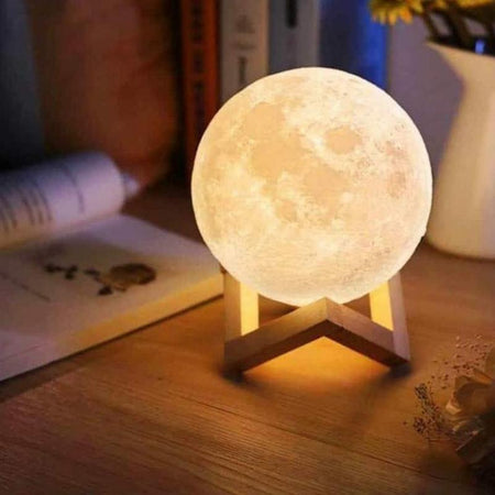 Lampe Lune rechargeable TATOUMI