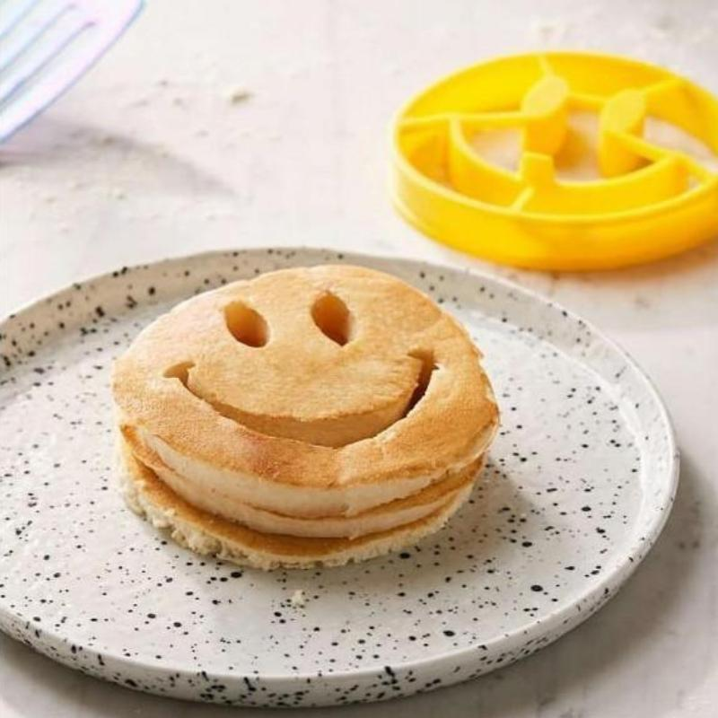 Moule à pancakes Smiley TATOUMI