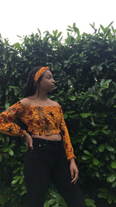 Ankara Headband freeshipping - ENA