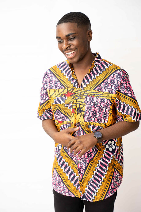 Kwesi Shirt freeshipping - ENA