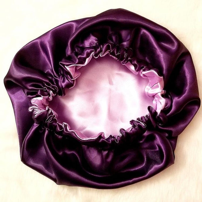 Double Satin Bonnet freeshipping - ENA