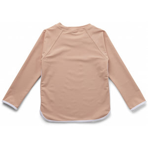 Liewood, UV swim shirt Manta - coral blush