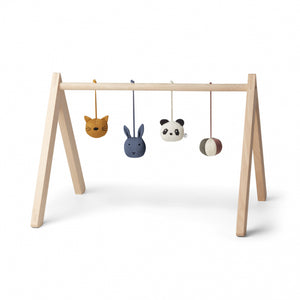 Liewood, set baby gym speeltjes - Gio blue mix