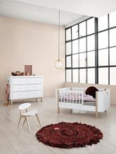 Afbeelding in Gallery-weergave laden, Oliver Furniture - meegroeibed Wood mini+ oak