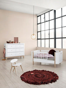 Oliver Furniture - meegroeibed Wood mini+ oak