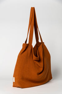 Studio Noos, mom bag - cinnamon