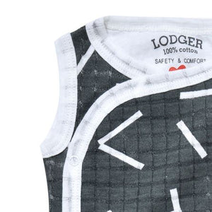 Lodger, no sleeve tetra body - carbon