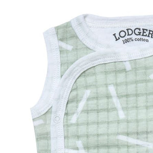 Lodger, no sleeve tetra body - leaf