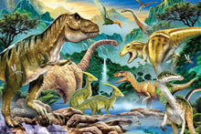 Afbeelding in Gallery-weergave laden, 3D Puzzel, dinosaur valley