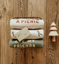 Afbeelding in Gallery-weergave laden, Organic Zoo, sweater - life is a picnic