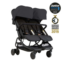 Afbeelding in Gallery-weergave laden, Mountain buggy, Nano duo buggy - black