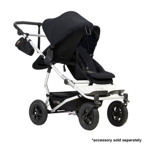 Mountain Buggy, duet V3 - black
