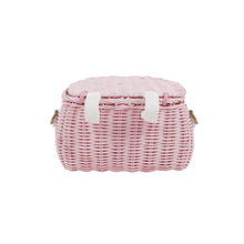 Afbeelding in Gallery-weergave laden, Olli & Ella, mini chari bag - pink