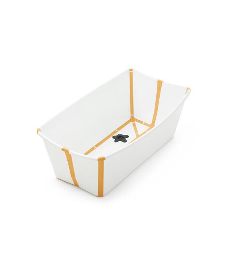 Stokke, flexibath - white / yellow