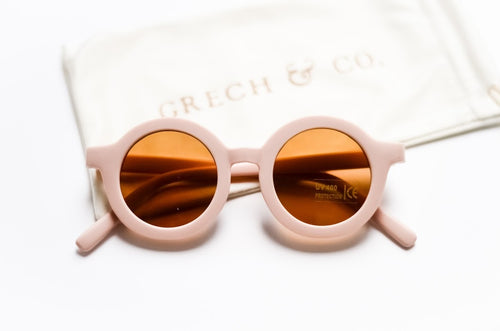 Grech & Co, zonnebril Sunnies - shell